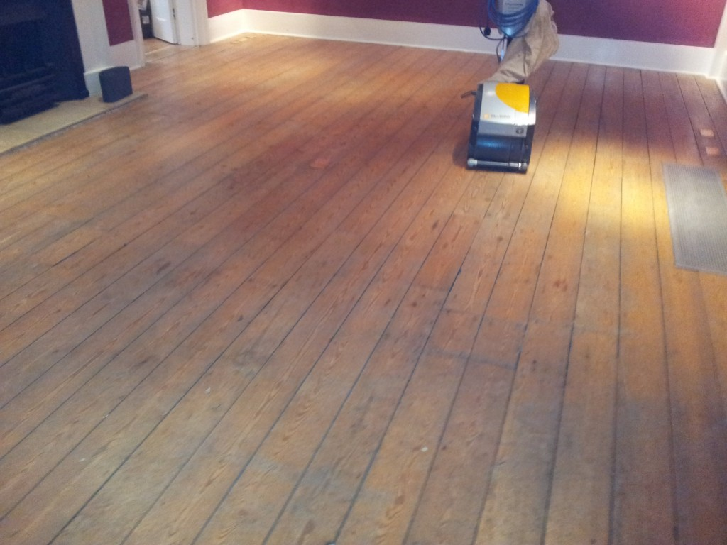 Commercial Wood Floor Sanding Oxford From Www