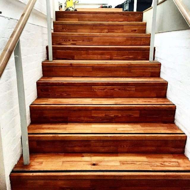 Sanding Stairs Staircase Sanding Restoration London