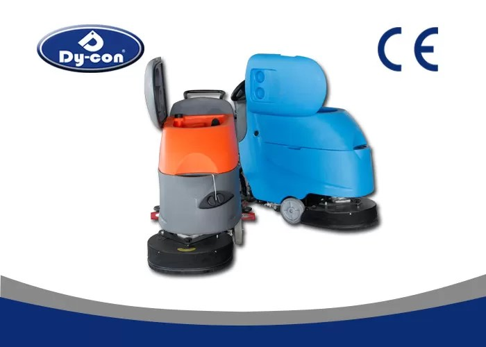 Stable Structure Stone Floor Cleaner Machine Battery