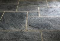 Laying Riven Slate Floor Tiles - tile flooring ...