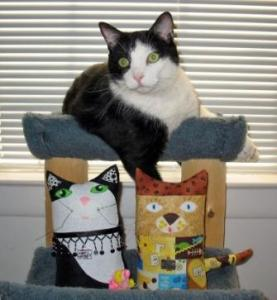 Customer, Boogers, With Custom Order - Stray Cat Softies