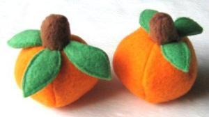 Pumpkin Cat Toys