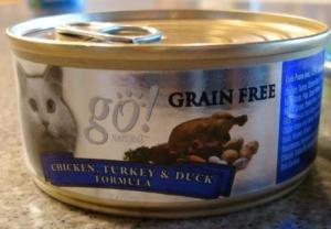 Go! Natural Chicken, Turkey and Duck Wet Formula