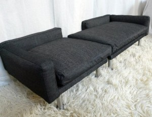 Modern pet bed, sofa and chaise sectional $190.00