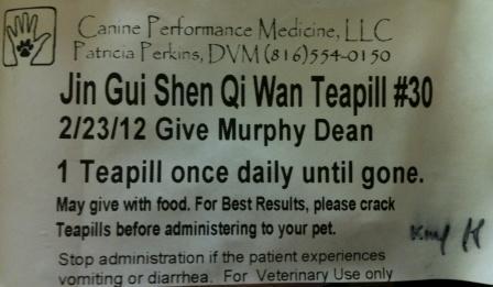 Murphy Tea Pills