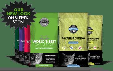 TRY WORLD'S BEST CAT LITTER™ FOR FREE