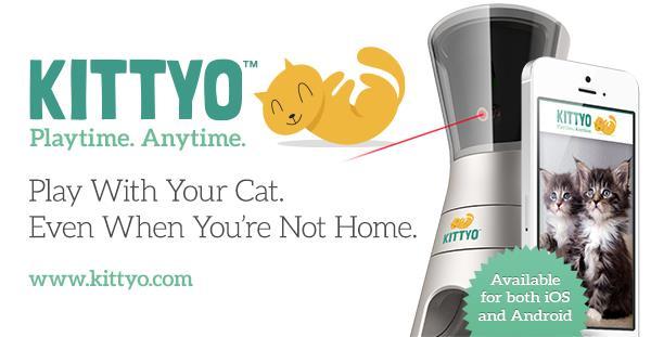 Kittyo Interactive Cat Toy