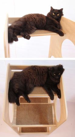 Sturdy Cat Tree Tower by ContempoCat 2