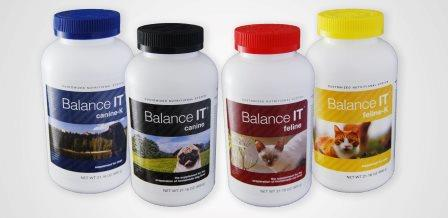 Balance IT Feline Supplement
