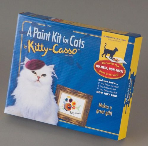 Art-Casso Paint Kit for Cats