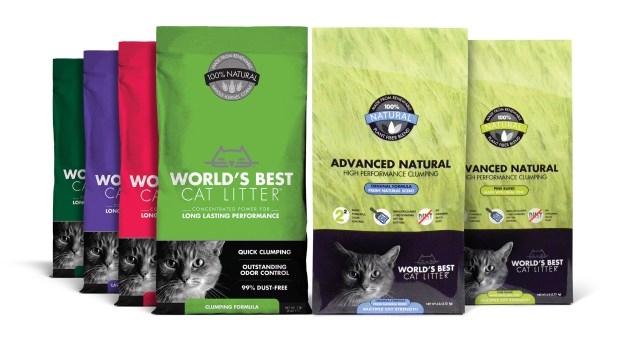 Worlds Best Cat Litter Giveaway on Floppycats
