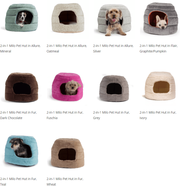 Urban Paw Jumbo Milo 2-in-1 Product Review Colors