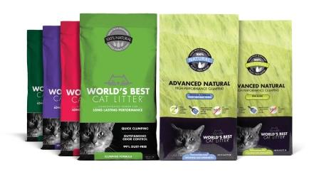 Worlds Best Cat Litter Giveaway Floppycats