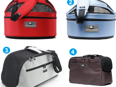 Sleepypod Travel Pet Carriers: First Cat Carriers to Meet Critical Crash Testing Guidelines