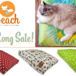 Peach Pet Provisions So Long Sale!
