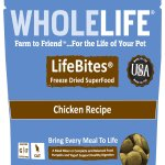 WholeLife LifeBites Freeze Dried Gluten Free Grain Free Cat Treats