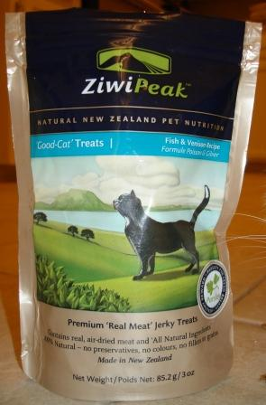 ZiwiPeak Good Cat Treats