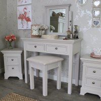 Furniture Bundle Pair of Bedside Tables, Dressing Table ...