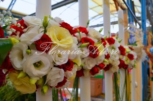 lumanari nunta arad multicolorata 1