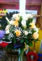 lumanari nunta arad trandafiri galbeni
