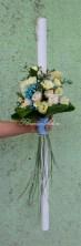 lumanari nunta arad trandafiri crim si lisiantghus 1