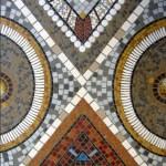 grès cérame mosaïque