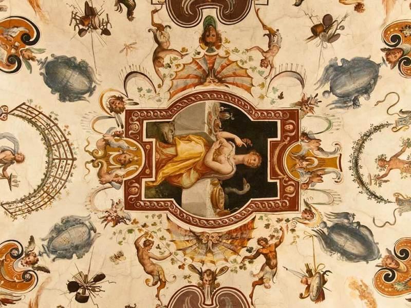 uffizi-roof-painting