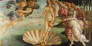 Sandro Botticelli -Venus' birth