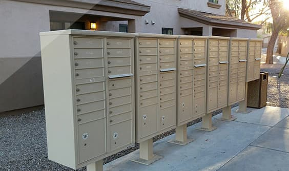 Usps Approved Locking Mailbox Solutions Florence Mailboxes