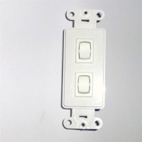 Double Decorator Switch Momentary Wall Switch 1800425 ...