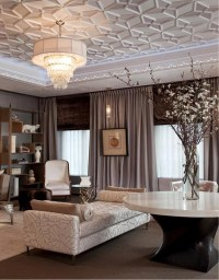 Pin Floor-to-ceiling-draperies-window-treatments-ideas on ...