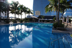 The Four Seasons Miami Pool