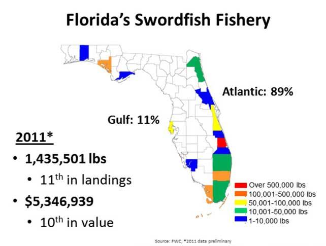 Swordfishing in Florida - Florida Go Fishing