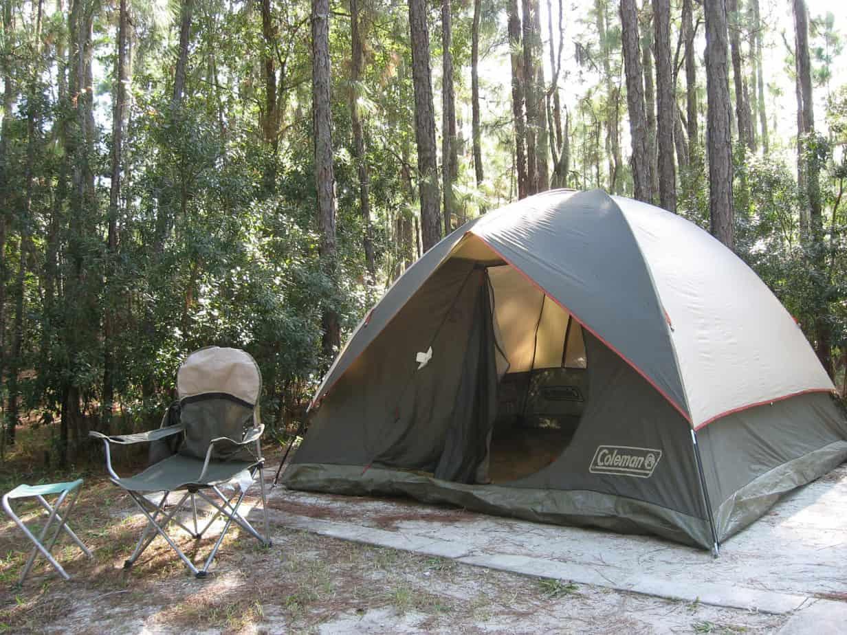 Moss Park Campsite | Florida Rambler