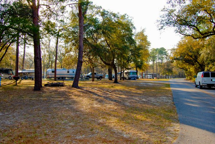 Camping In Ocala National Forest Florida Rambler