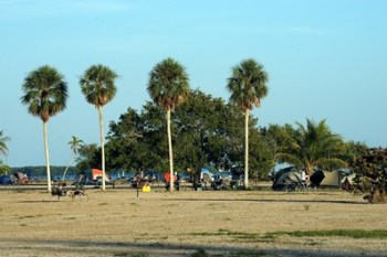 Flamingo Campground at Everglades National Park
