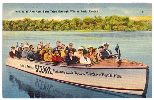 Winter Park Clear Kayak Tour