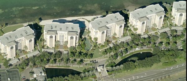 Bacopa Bay Condos For Sale Aerial View