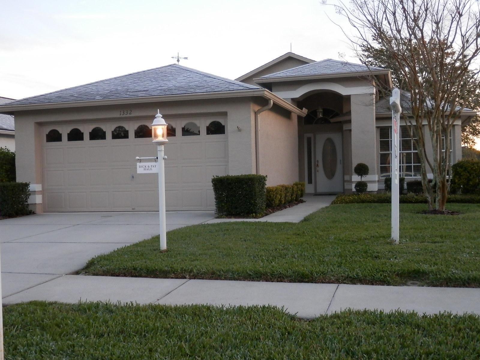 Heritage Springs Trinity FL Just Listed Golf Course Home For Sale