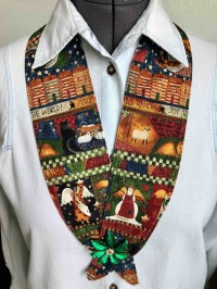Holiday 4 NeckTies to Accessorize - Christmas