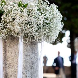 Flower Decorations for Church Weddings and Civil Ceremonies