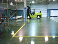 Flooring Solutions for High-Traffic Areas | Concrete Coatings