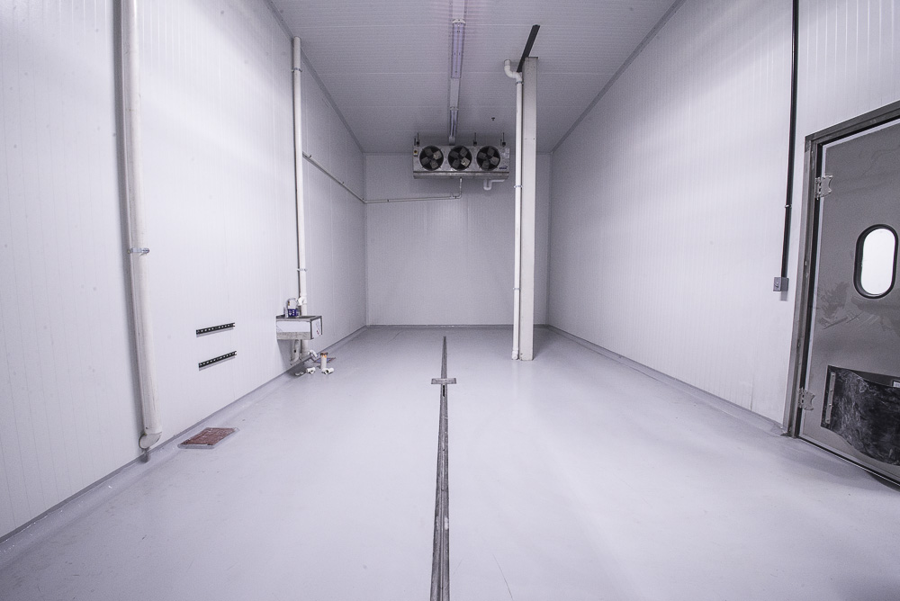 Best Concrete Coatings For Cold Storage Rooms Warehouses