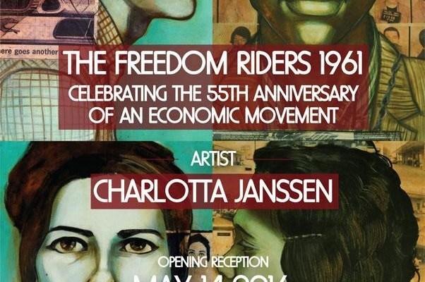 Freedom Riders 1961 Exhibition