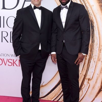 JASON DERULO and Kenneth Cole ATTEND 2016 CFDA AWARDS
