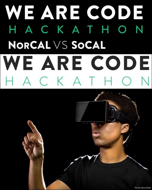 Info: Oakland & Compton Students to Compete in Hackathon Using Computer Coding and Virtual Reality Technology