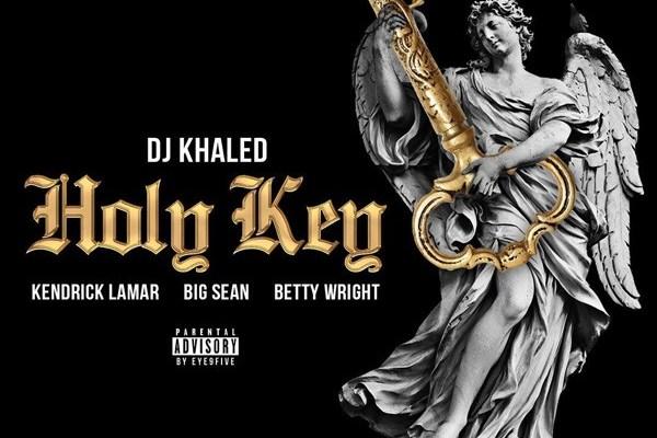 DJ Khaled Holy Key Cover Art