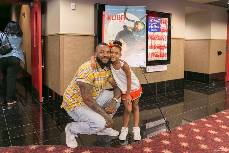 Pics: The Game, Yandy Smith Host 'Kubo and the Two Strings' Screenings in LA & NY