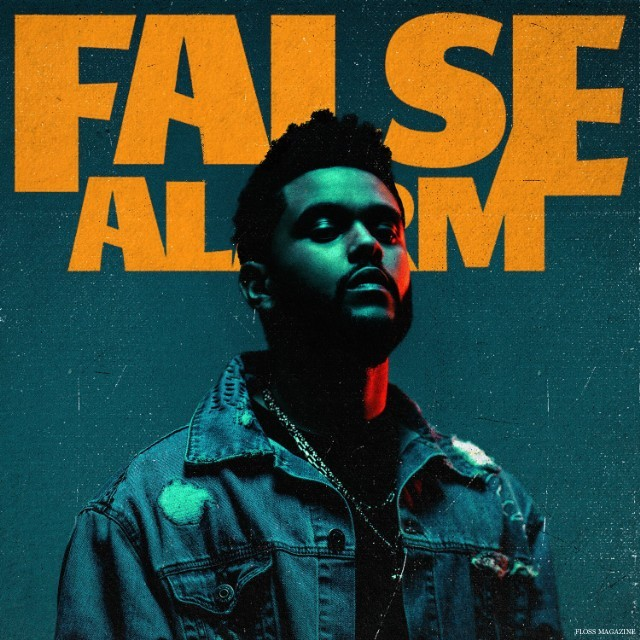 New Music: The Weeknd Drops New Single Called 'False Alarm'