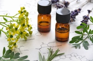 essential oils constituents